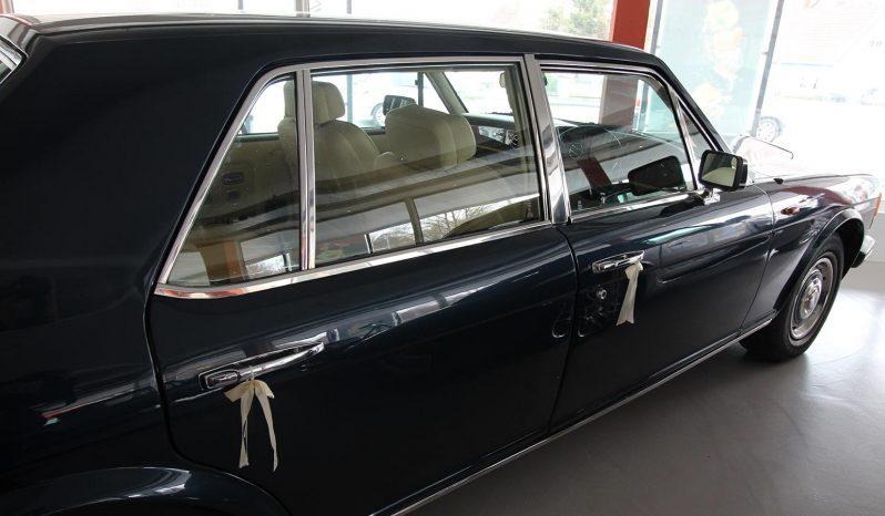 Bentley Mulsanne voll
