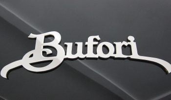 Bufori La JoYa MK III voll