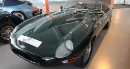 Jaguar E SI Cabrio