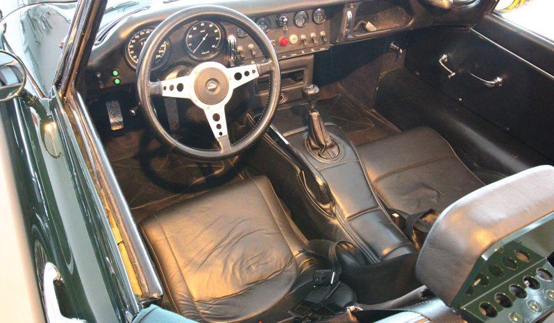 Jaguar E SI Cabrio voll