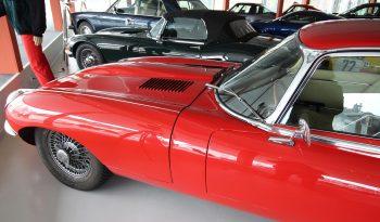 Jaguar E-Type Serie II Coupe voll