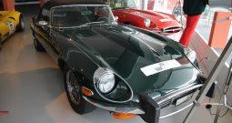 Jaguar E-Type Serie III Cabriolet