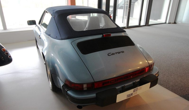 Porsche 911 Cabrio G-Modell voll