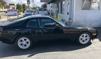 Porsche 944 Turbo 1986 voll