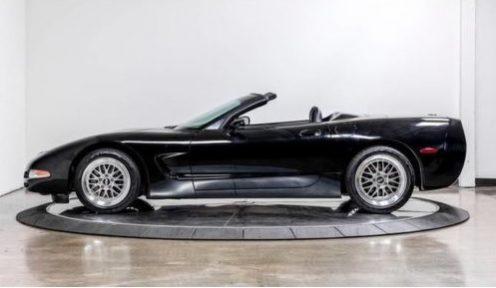Corvette C5 1998 voll