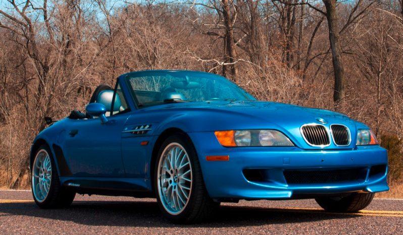 BMW Z3 1998 voll