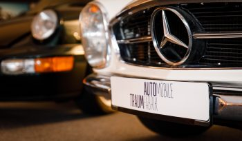 Mercedes 280 SL Pagode California voll